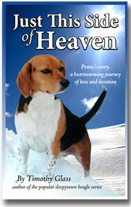 Front Cover of Just This Side of Heaven By Timothy Glass
